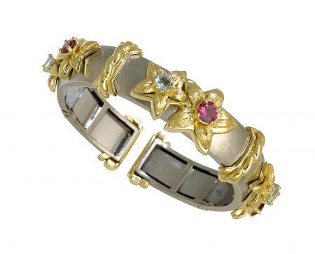 Jasmine Callista Bangle Bracelet