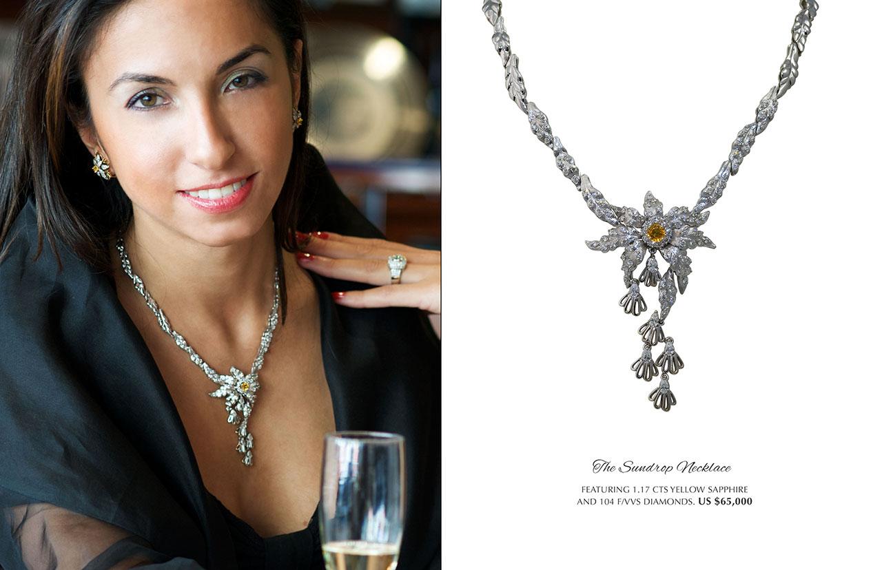 Jewelry at Kaufmann de Suisse