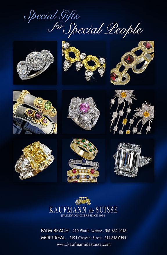 Flowing Lines Jewelry - Kaufmann de Suisse