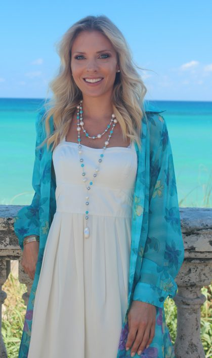 The Palm Beach Lariat Necklace