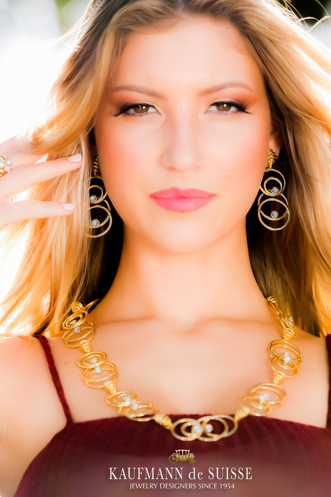 18K Gold and Diamond Jewelry