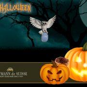 Happy Halloween from Kaufmann de Suisse Jewelers