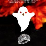 Happy Halloween from Kaufmann de Suisse Jewelers
