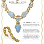 Sea Siren Aquamarine Collection