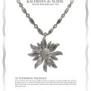 Le Tournesol Necklace