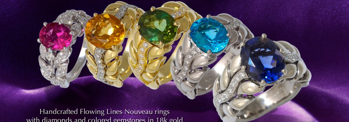 Diamonds and Gemstone Rings