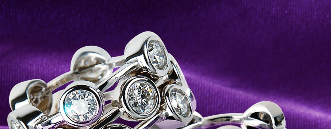 Cascade Diamond Rings