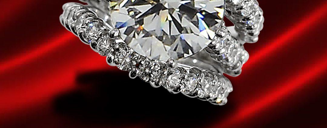 Super Nova Diamond Ring