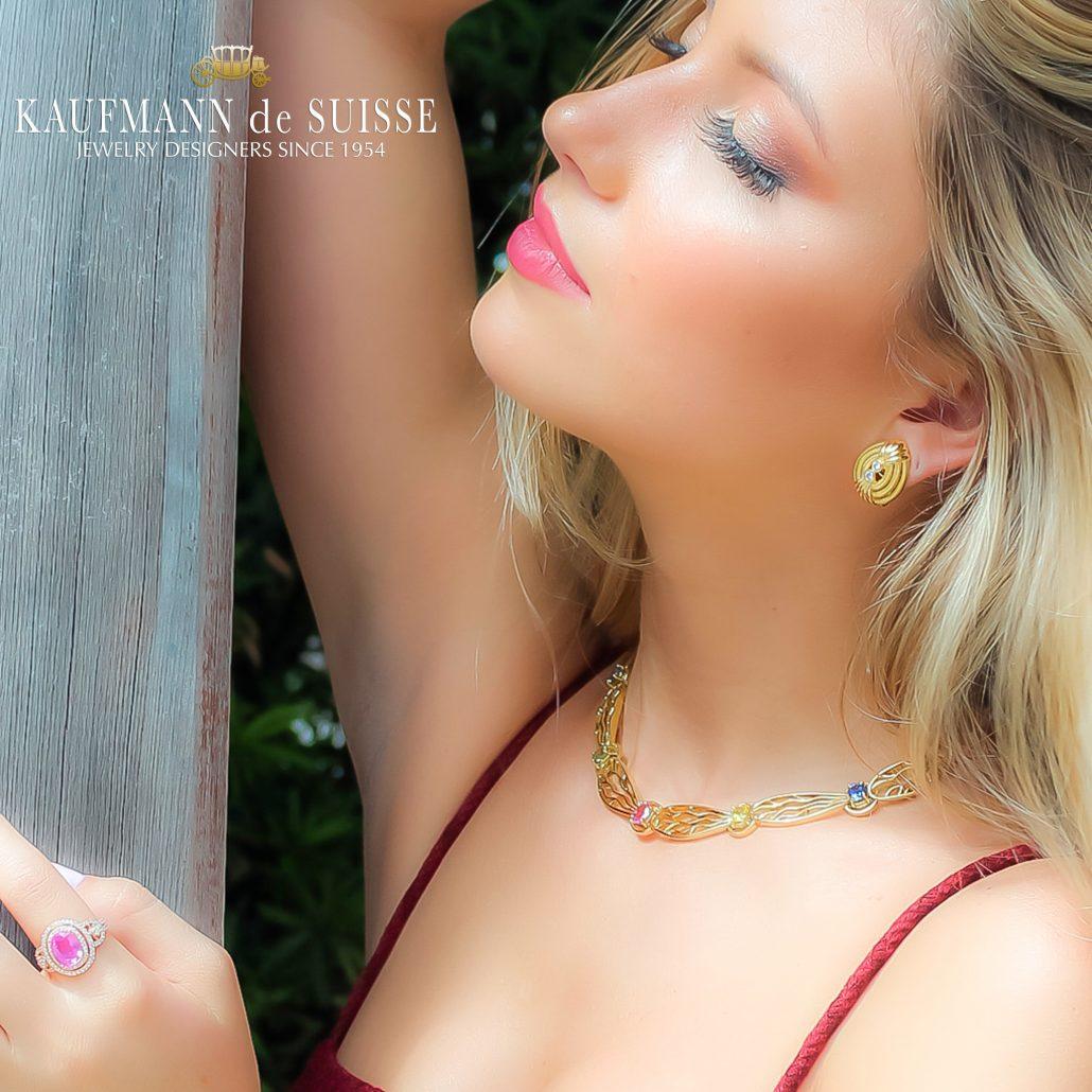 Jewelry by Kaufmann de Suisse