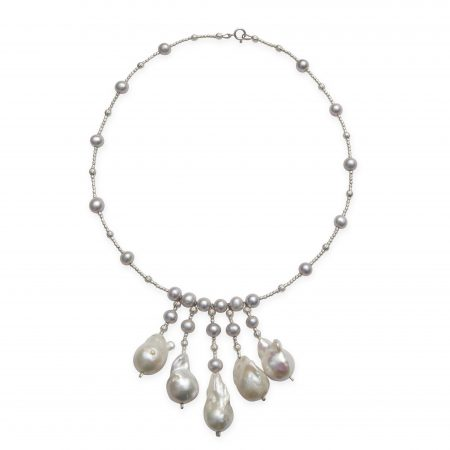 The Oyster Choker Necklace