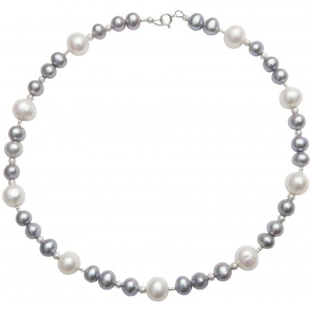 The Shimmering Classic Pearl Necklace