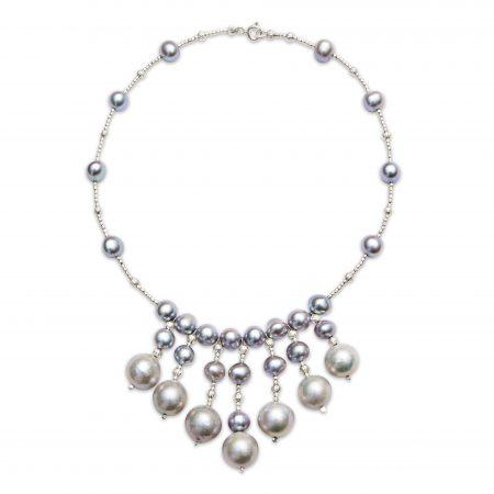 The Lucky Seven Sea Grape Necklace
